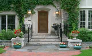 Home Entrances by Front Entries Reflections From Wandsnider Landscape