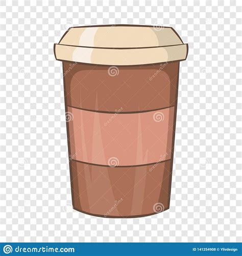 Coffee cup icon html can offer you many choices to save money thanks to 24 active results. Paper Cup Of Coffee Icon, Cartoon Style Stock Vector - Illustration of brown, nobody: 141254908