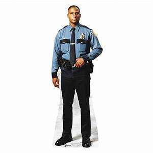 POLICEMAN Cop Police Officer CARDBOARD CUTOUT Standee