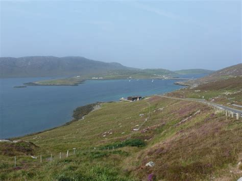 Barra View Towards The Vatersay Chris Downer