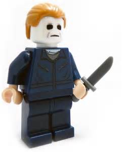 Halloween 1978 Nick Castle by Lego Killers Confusions And Connections