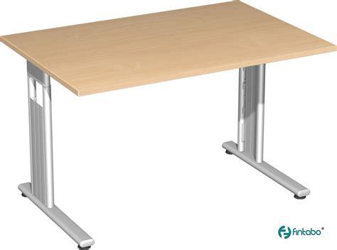 Schreibtisch Mit Cfuß Versandkostenfrei Kaufen Fintabode