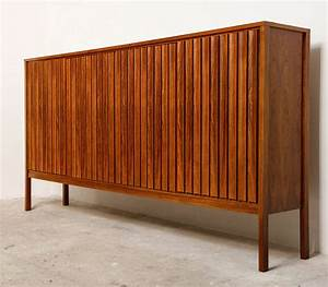 High Sideboard Pallisander At 1stdibs