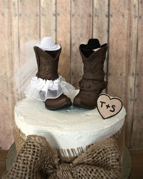 ideas  western wedding cakes  pinterest