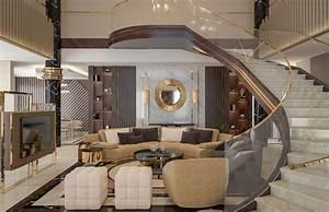 Luxury, Contemporary, Villa, Interior, Design