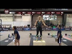 CrossFit - Central East Regional Live Footage: Women's ...