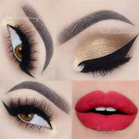 step party makeup tutorial  eid  fashioneven