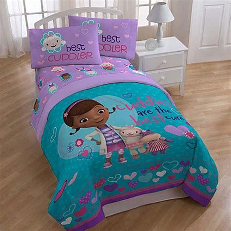 Disney® Doc Mcstuffins Bedding And Accessories  Bed Bath