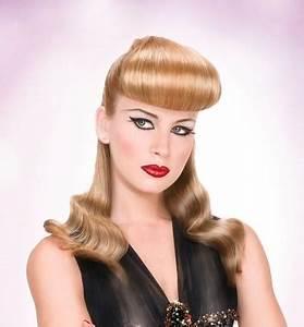 Rockabilly Hairstyles for Women.