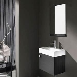 Waschtisch Für Gäste Wc : badm bel g ste wc waschbecken waschtisch handwaschbecken spiegel paris 45cm ~ Sanjose-hotels-ca.com Haus und Dekorationen