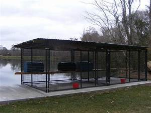 anyone build custom hd dog kennels pens With custom dog pens