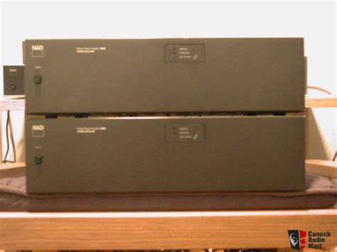 Nad Amplifiers Channel Trade Pending