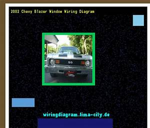 2002 Chevy Blazer Window Wiring Diagram  Wiring Diagram
