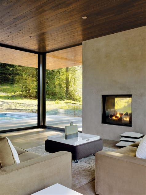 pavilion house plan   pool