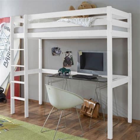 chambre fille avec lit mezzanine lit mezzanine enfant 25 belles idées gain d 39 espace