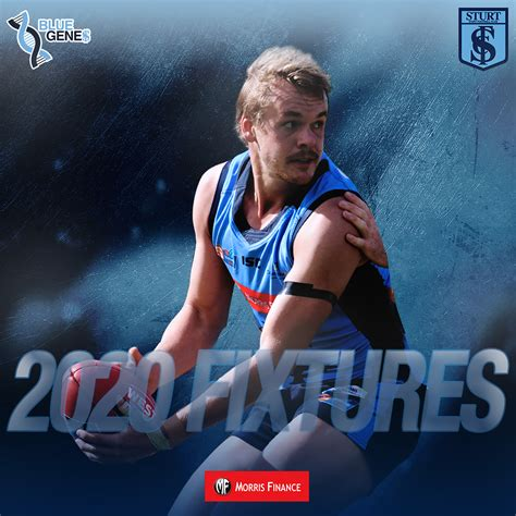2020 Reserves and Junior Boys Fixtures - Sturt Football Club