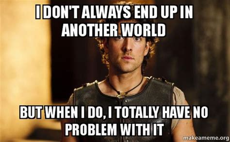 Bbc Memes - bbc atlantis jason and he somehow doesn t make mention of his other world ever for some reason