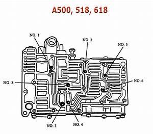 46rh Transmission Repair Manuals  46re  47rh  A518  A618