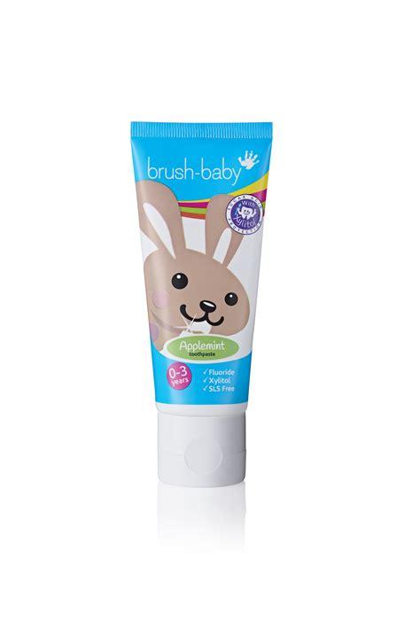 Brush-Baby Applemint zobu pasta 0-3 gadi, 50 ml   Pepa