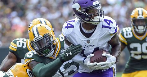nfl schedule released minnesota vikings  play  games