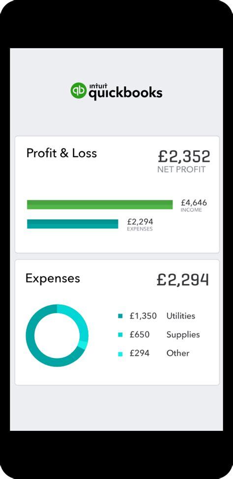 employed accounting software quickbooks uk