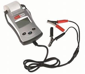 Testeur De Batterie Professionnel : testeur de batterie avec imprimante ~ Melissatoandfro.com Idées de Décoration