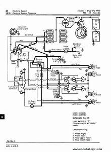 Ford 8630 Wiring Diagram Picture Schematic