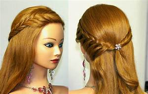 Easy Hairstyles For Medium Hair Homecoming Hair