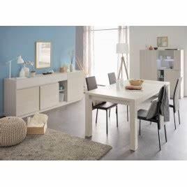 Ensemble Salon Sejour : ensemble salon design blanc brillant pas cher cbc meubles ~ Teatrodelosmanantiales.com Idées de Décoration