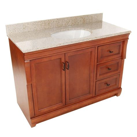 Foremost Naples Bathroom Vanities by Foremost Naples 37 In W X 22 In D Vanity In Distressed