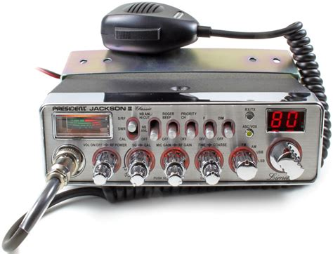 Modification Cb President Jackson by Best Current Multi Eu Cept Only Ssb Cb Radio