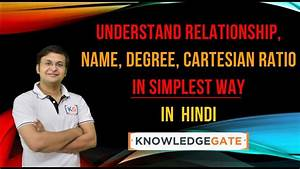 Part 2 4 Relationship In A Er Diagram In Dbms In Hindi