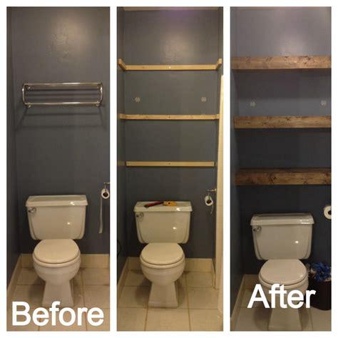 Updating Bathroom Ideas by Updating Bathroom Shelving Home Decor Bathroom