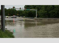 Flooding widespread in Boerne Thursday
