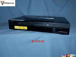 Sony Rdr  Vhs Vcr Combo Player