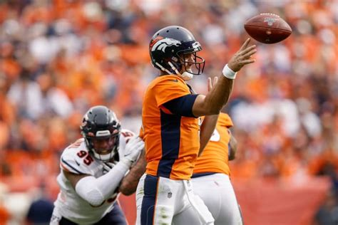 Five takeaways from Denver Broncos' 16-14 loss to Chicago ...