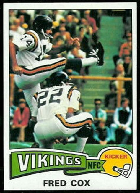 fred   topps  vintage football card gallery