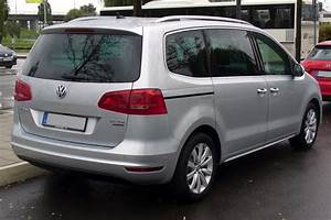 Volkswagen Sharan : volkswagen sharan du coffre et du volume tout en confort ~ Gottalentnigeria.com Avis de Voitures