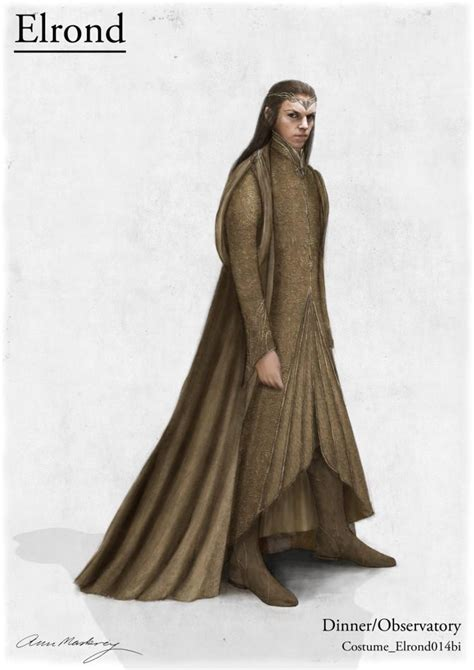World Hobbit Project On Twitter Lord Elronds Costume