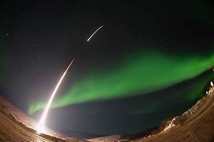 GREECE Mission Launching Into Aurora | Caption: A NASA ...