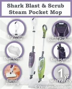 Shark Blast U0026scrub Steam Pocket Mop