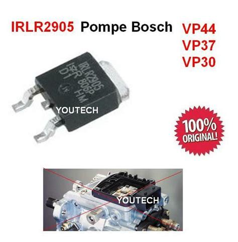 transistor irlr2905 for repair injection pump bosch vp44 vp37 vp30 vp29 ebay