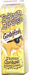 Goldfish Crackers Flavor Blasted