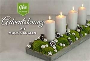 Deko Kitchen : diy h bscher l nglicher adventskranz mit moos und kugeln deko kitchen ~ A.2002-acura-tl-radio.info Haus und Dekorationen