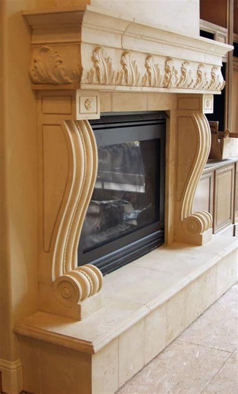 naples surround fireplaces cast stone florida cast stone