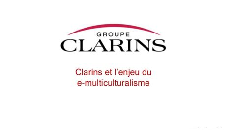 clarins siege hubforum les enjeux du e multiculturalisme