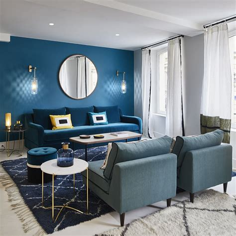 chambre bleu canard visite express de la nouvelle boutique maison lavoine maison