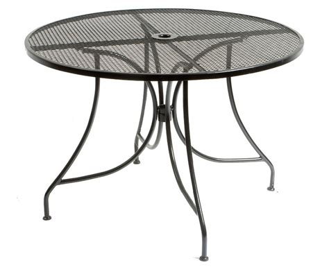metal mesh dining table and chairs outdoor furniture
