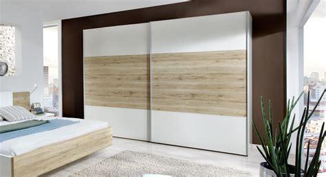 Kleiderschrank Weiß Modern by Kleiderschrank Mit Zwei Schiebet 252 Ren Z B In Wei 223 Swansea