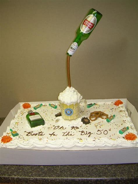 50th birthday cake for a man cakecentral com